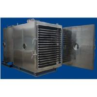 Buy cheap 10㎡ 100kg Food Industry Vacuum Freeze Dryer , Hospital Vacuum Belt Dryer With CE product