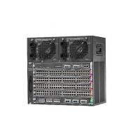 Quality 6 Slot Cisco Switch Chassis For Catalyst 4500 E Series No PS WS-C4506-E= wholesale