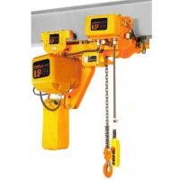 Quality Lifting Height 6-8m Low Headroom 3 Ton Electric Chain Hoists EHK-L Type wholesale