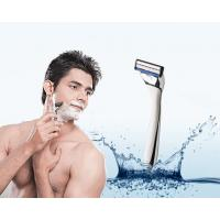 Quality Any Color Available Three Blade Razor , Triple Blade Shaver Free From Nicks And Cuts wholesale