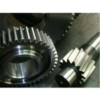 China Copper Material Precision Helical Gear on sale