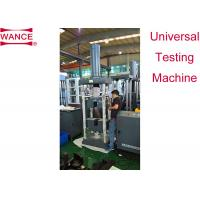 Quality Multi Stranded Wire Tensile Testing Machine 600kN φ6-φ21mm ASTM A370 Standard wholesale