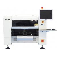 China Desktop SMD Assembly Machine 7000CPH 4 Heads 46 Feeders PCB Component Mounting on sale