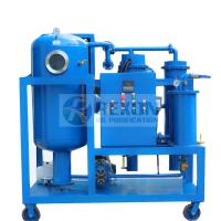Quality High Viscosity Lube Oil Purifier Oil Cleaning Machine Fast Dewater 6000LPH TYA-100 wholesale