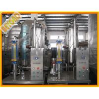 Quality Automatic Carbonated Soft Drink / Beverage Mixing Machine for soda and non-soda drinks wholesale