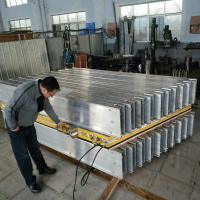 China Industrial Rubber Conveyor Belt Splicing Press ANTAI 1600mm For Mining on sale