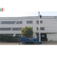 Quality Electric Full Hydraulic High Lift Water Well Drilling Rig For Multi Function wholesale