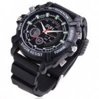 Quality Hidden camera 1080P Waterproof Ir Night Vision Spy Camera Watch DVR - First in the world wholesale