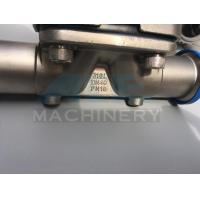 Quality Stainless Steel Sanitary Diaphrgam Valve with Drain (ACE-GMF-A2) wholesale
