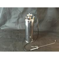 Quality Easy Pumping Stainless Steel Tank Sprayer For Chemicals Color Optional wholesale
