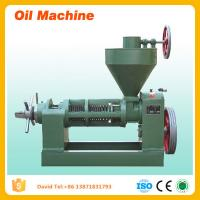 Quality flax seeds oil press machine canola oil extraction automatic electric olive oil press wholesale