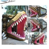 Quality Amusement Park Dinosaur Pneumatic Surround 7.1 Audio 5D Theater System wholesale