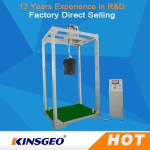 Quality Luggage Oscillating Impact Testing Machine , Suitcase Handle Shock Tester KJ-9020 wholesale