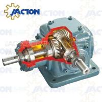 China JT15 Spiral Bevel Gearbox Right Angle 15MM 3/5 Inch Drive Shafts Transmission Ratio 1:1 on sale