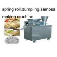 Quality dumpling /samosa making machine wholesale
