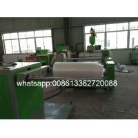 Quality Three Layer Co-Extrusion LLDPE Stretch Film Manufacturing Machine Width 600mm wholesale