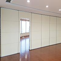 China Malaysia Soundproof Movable Walls Aluminum Frame For Hotel Customized Size on sale