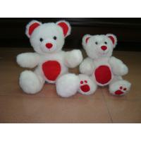 Quality Mascot Suit Custom Plush Toy Lovely White Bear Conformed to International Safe Standards wholesale