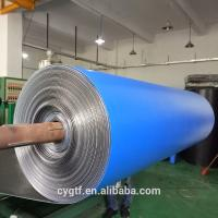 Quality Industrial Construction Heat Insulation Foam Thermal Pool Blanket Material Blue Xpe wholesale