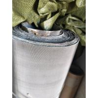 Quality Stainless steel reverse plain dutch woven wire mesh,130/32 mesh size 0.2/0.4mm wire diameter ultra fine ss wire mesh wholesale