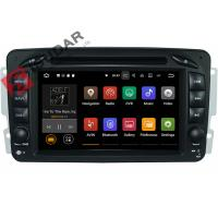 Quality 3D Games Support Mercedes Vito Head Unit , Mercedes Vito Dvd Player With Wifi GPS Radio wholesale