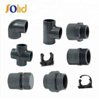 Quality High pressure electrical pvc pipe fittings wholesale