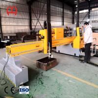 China Heavy Gnatry Aluminium Pipe Cutting Machine Strong Interchangeability Plasma Flame on sale