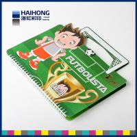 Quality Custom Full color Spiral Bound Book Printing ,  Hardcover print spiral bound book wholesale