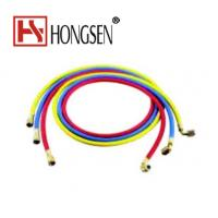 Quality freon refrigeration charging hose for car a/c service tool wholesale