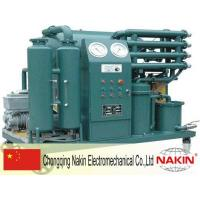 Quality Single Stage Transformer Oil Purifier-ZY wholesale