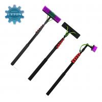 Quality High Stiffness 100% 3K Carbon Fiber Telescopic Pole Water Fed Adjustable Cleaning Pole wholesale