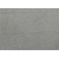 Quality Womens Fashionable Houndstooth 100% Cotton Fabrics 200-250GSM wholesale