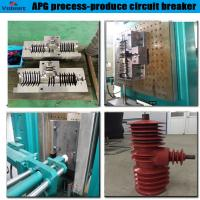 Buy cheap low price apg process injection moulding machine for primary bushing from wholesalers