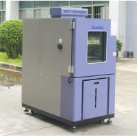 Quality PUR Foam Insulation Climatic Test Chambers High Low Temperature Cycling Testing wholesale
