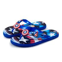 Quality Thong Style Kids Sandals Flip Flops , Soccer Sport Themed Toddler Flip Flops wholesale