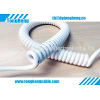 China Fire Resistant VW-1 Rated Electronic Retractable Cord for sale