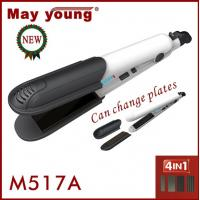 Cheap 4 in 1 hair straightener and curling iron M517A for sale