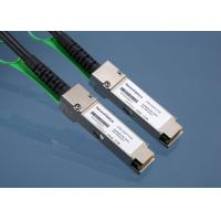 China Infiniband QSFP + Copper Cable 10g DAC Cisco Cable 1m / 3m / 5m / 7m on sale