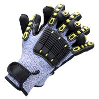 Quality High Impact Protective Gloves Cut Level 5 TPR Cut Resistant Gloves wholesale