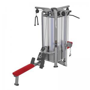 Quality 4 Station Multi Gym Equipment Machine , Multi Purpose Home Gym Machine wholesale