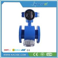 China DN50 digital water turbine flow meter on sale