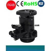 China Runxin F64B Hydraulic Manual Softner Control Valve For Water Softener Tank on sale