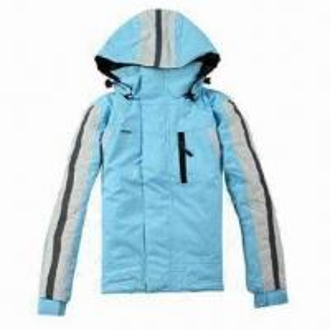 Quality Hooded children's ski jacket, waterproof and breathable fabric, waterproof zipper wholesale