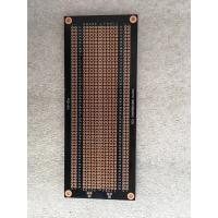 Cheap OPS Black PCB Breadboard Prototyping Board Stable Electric Insulation Performance for sale