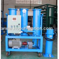 China Portable Oil Filtering Unit,Lube Oil Cleaning Plant With Three Stainless Filters,Mini Oil Filter Device Remove Particles on sale