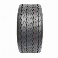 China Boat Trailer Tires with Low Noise, High Speed Performing and High Loading Ability on sale