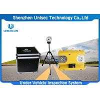 Quality Portable Under Vehicle Inspection System / Moveable Under Vehicle Surveillance System wholesale