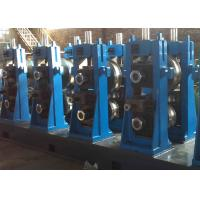 Quality High Speed Precision Welded ERW Pipe Mill Equipment Round Pipes Making wholesale