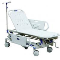 Quality Luxurious Manual Adjustable Hospital Beds With Side Rails For Patient Healthcare wholesale