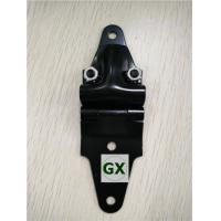 China Custom Decorative Sheet Garage Door Hinges with Anodized Surface on sale